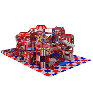 Indoor Playground Equipment of England Theme