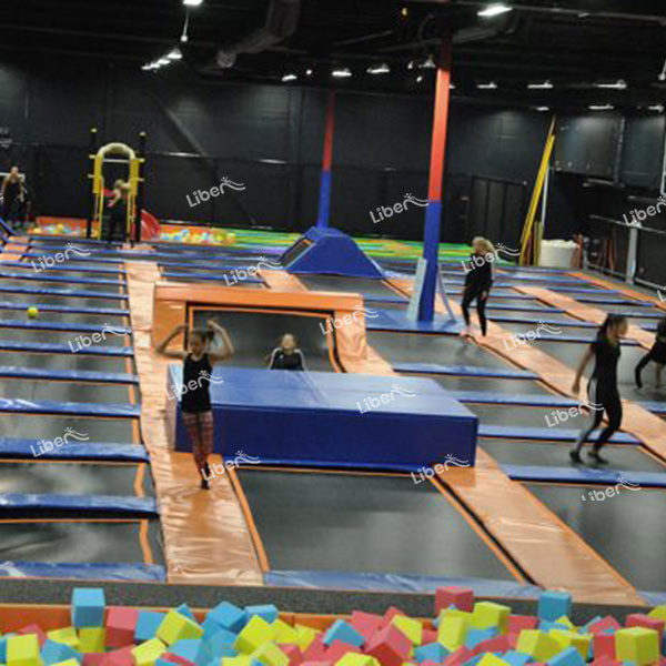 How To Create An Indoor Trampoline Park Business Environment?