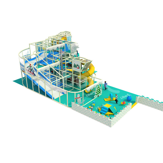 Commercial Soft Play Indoor Playground For Children
