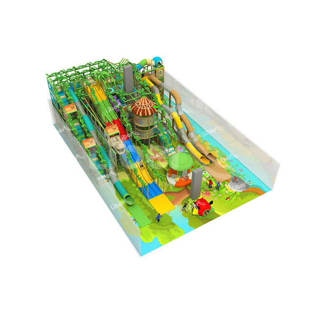 The Price of Soft Play Maze Customized Equipment