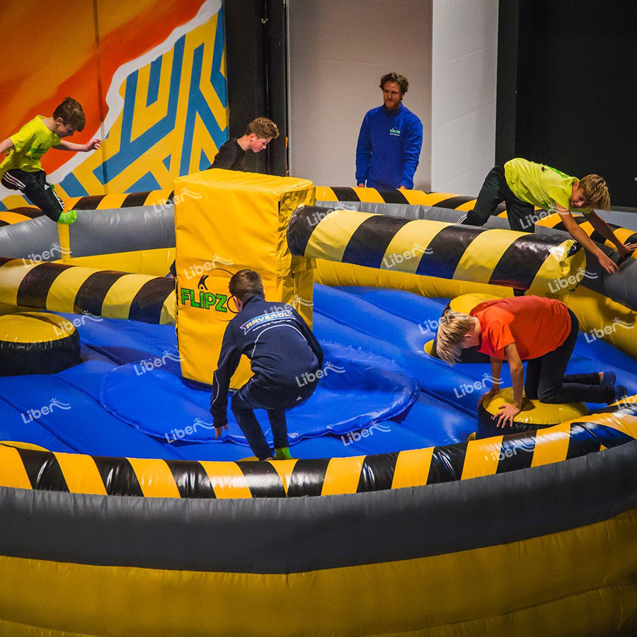 Is The Indoor Trampoline Fun? What Safety Issues Should I Pay Attention To When Playing?