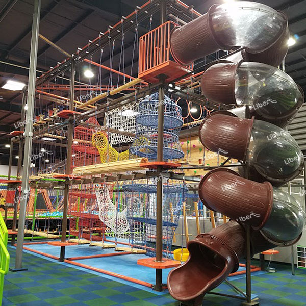 Which Ones Are More Fun For Indoor Ropes Course? What Are The Creative Ideas?