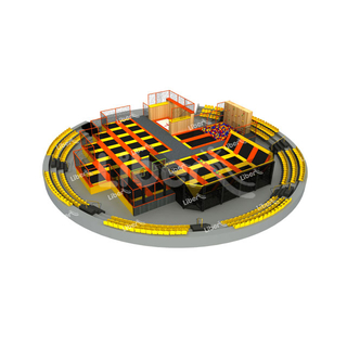Liben Trampoline Park Which Can Be Customized