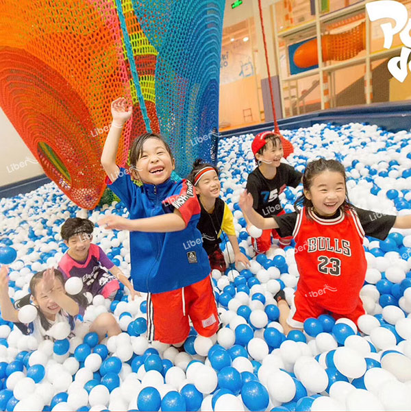 What About The Large Indoor Play Equipment Market? What Is The Status?