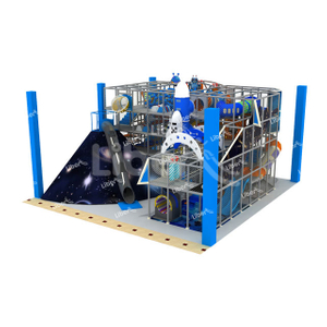Commercial Space Themed Indoor Playground For Sale