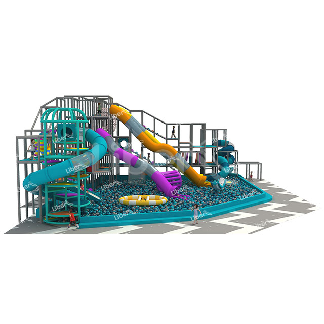 The Investment Cost of Ocean Park Soft Play Paradise