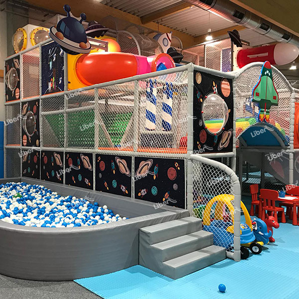 The Indoor Soft Play Project Is Outdated? You Must Know The Development Trend Of The Project!