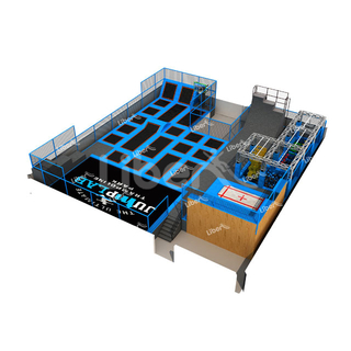 Liben Popular Sports Trampoline Courts/Inside Trampoline/ Indoor Trampoline Parks