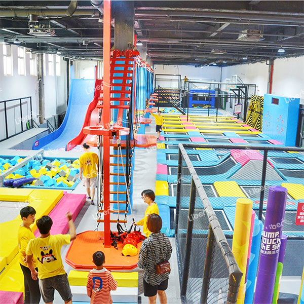 How Does The Indoor Ropes Course Project Operate? How To Make More Money?
