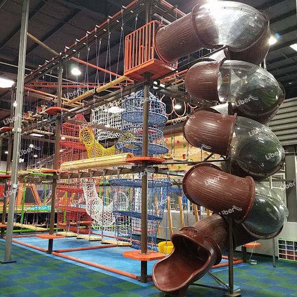 What Are The Types Of Indoor Ropes Course Projects? What Is The Operating Advantage?