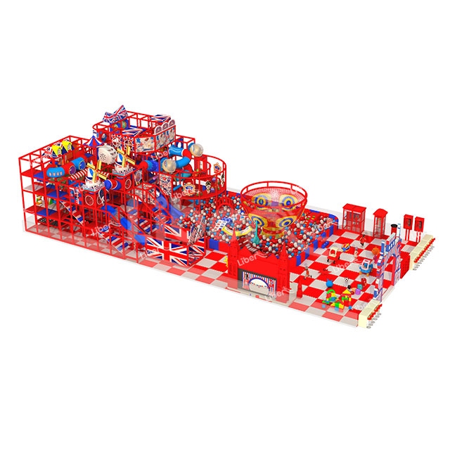Manufacturer Wholesale Supply of Soft Play Playground Equipment