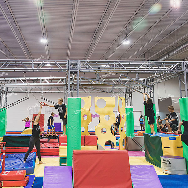 How Do Indoor Ropes Course Games Make More Money?