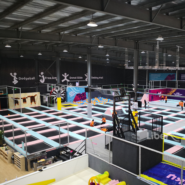 How Much Does it Costs to Invest Trampoline Park?