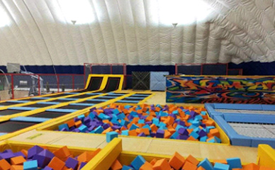 How to Improve the Turnover of Trampoline Park?