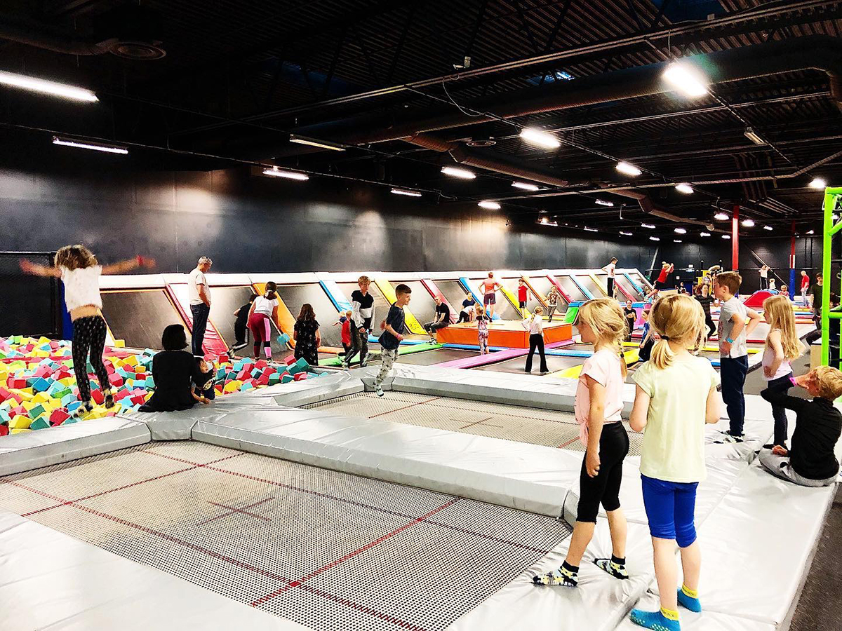 What Trampoline Park is Gaining Popularity in Market (2)
