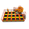 Hot selling Kids Indoor games sports equipment Trampoline with Safety Net