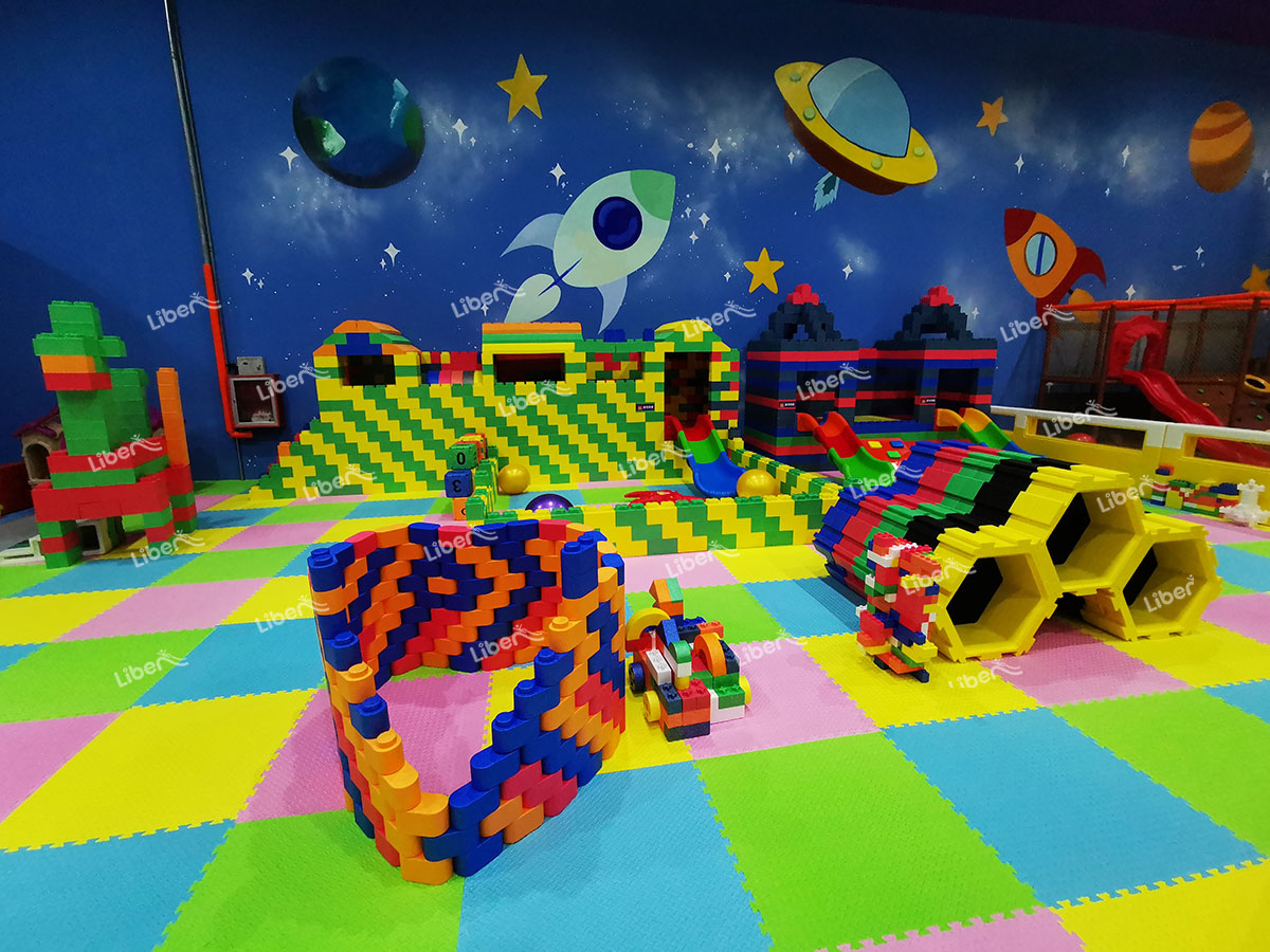 indoor children soft play-2