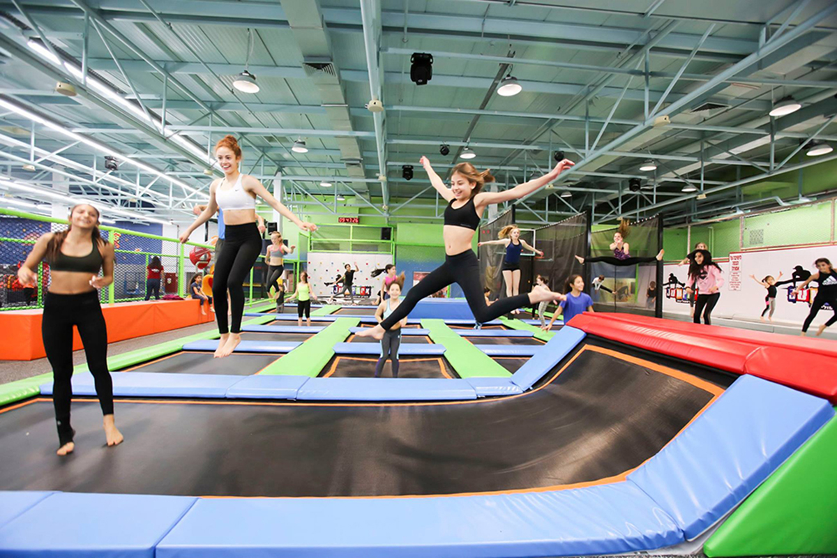 What Trampoline Park is Gaining Popularity in Market (3)