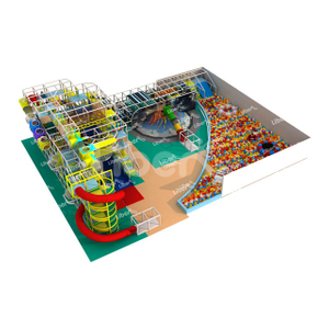 Indoor Amusement Park indoor adventure park For children