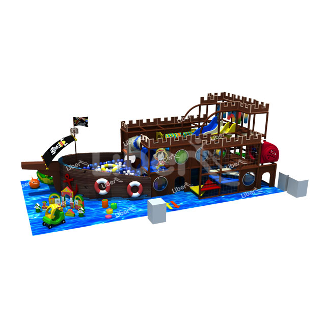 Kids Indoor Playground Equipment Soft Play Area