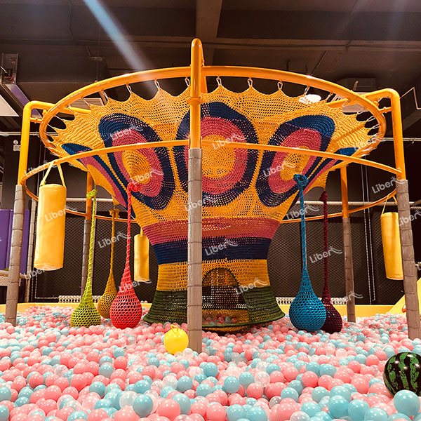 What Age Is The Indoor Soft Play Suitable For Children? What Can't Children Do?